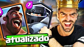 new clash royale card