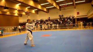 Belgian Open Hanmadang - Senior 1 M