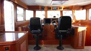 2007 Selene 59 Long Range trawler Yacht