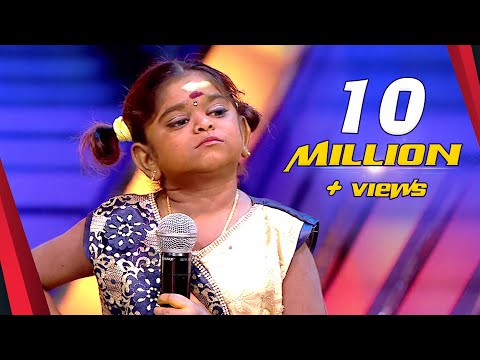 குட்டி சொர்ணாக்கா | இங்க என்ன சொல்லுது | Inga Enna Solluthu | Game show | Jagan | Kalaignar TV
