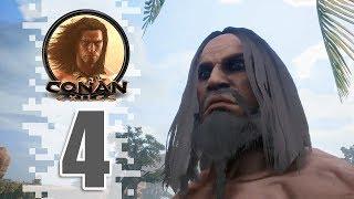 Shaleback King - Ep04 - Conan Exiles Removing The Bracelet