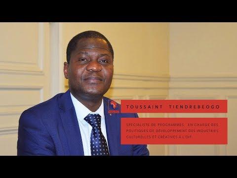 Toussaint Tiendrebeogo     Les industries culturelles en Afrique