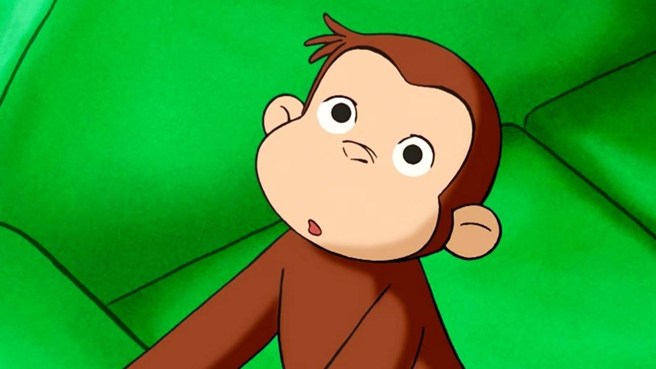 Curious George ?The Elephant Upstairs ?Kids Cartoon ?Kids Movies ?TV Show For Kids