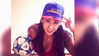 Football Freestyle Show by Amazing Girls (Raquel Benetti, Indie Cowie, Lisa) - 2018