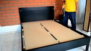 Nuevo sistema de soporte para colchón