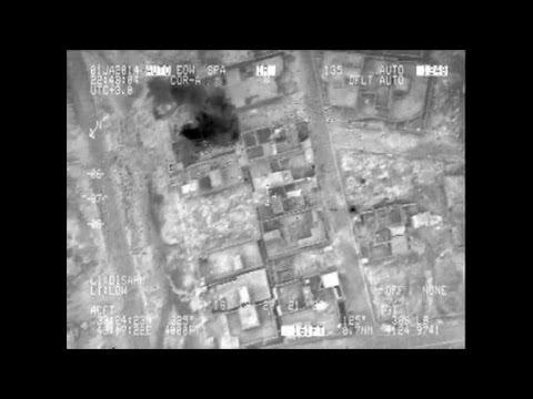 Iraqi forces bomb Anbar militants after attacks