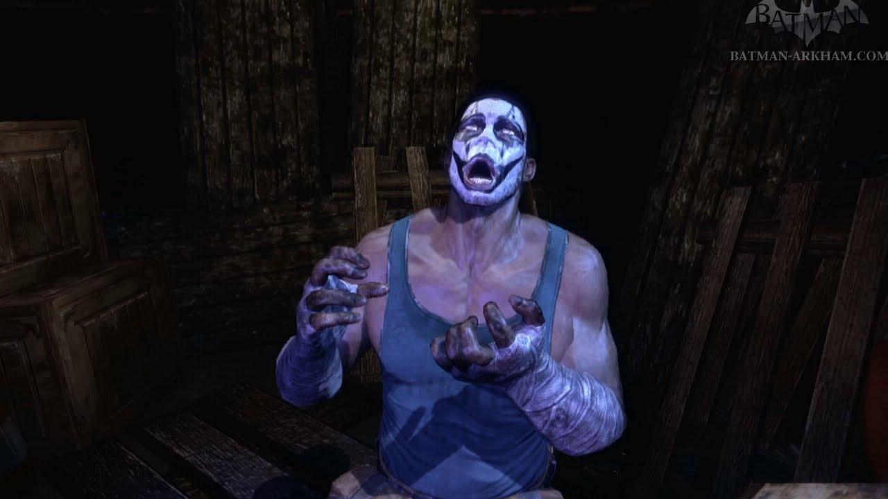 batman arkham city easter egg 5 scarecrow s secret room youtube