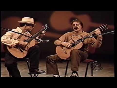 Duo Barbieri-Schneiter no programa Som do Mato