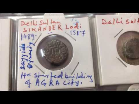 Ancient India - Mughal & Others - Numismatist M