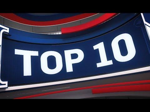 NBA Top 10 Plays of the Night | October 24 (VIDEO)