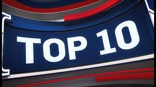 top 10 plays of the night   october 24 2017