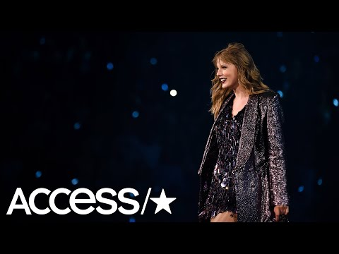 Taylor Swift Got Emotional On The...