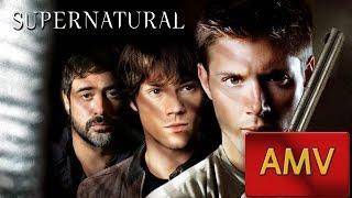 Supernatural Temporada 1 {AMV} Irmãos Winchester l Nossa Jornada (RaffaSS'Filme)