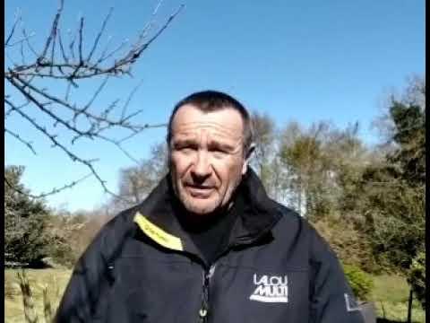 Lalou Roucayrol, la résilience du navigateur au soutien de Traverser-Vivre !