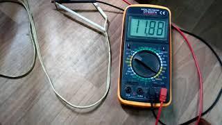 измеряю мощность усилителя звука