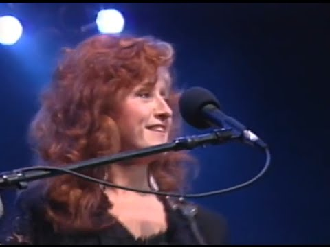 Bonnie Raitt - Full Concert - 11/26/89 - Henry J. Kaiser Auditorium (OFFICIAL)