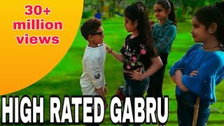High rated gabru full song Guru randhawa (cover dance video )Choreography = Peter rock