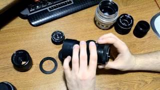 Обзор переходников на М42 для Nikon + мнение по советским объективам часть 1(Группа Вконтакте: http://vk.com/Unboxing_And_Review Канал про нашу жизнь)): http://www.youtube.com/user/UandR2Live Ссылка на видео с распаковк..., 2014-03-19T06:46:35.000Z)