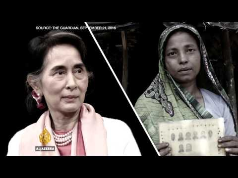 Reality Check: Aung San Suu Kyi's shameful silence on the Rohingya - UpFront