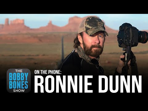 Ronnie Dunn On 'Vintage Brooks & Dunn,' And New Photography Project