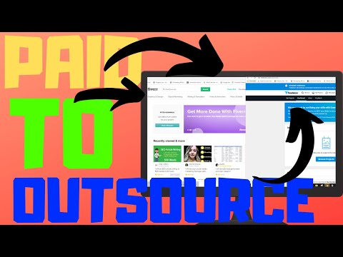 Get Paid To Outsource Jobs! ($100 An Hour) - How To Make Money Online 2020