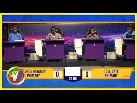 George Headley Primary vs Toll Gate Primary | TVJ Jnr. SCQ 2021 - Sept 27 2021