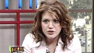 (HQ) Kelly Clarkson - Ryan On Air Interview 2003