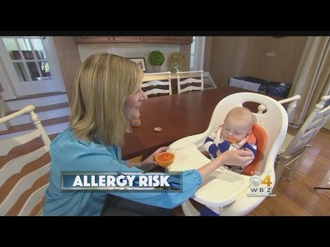 Early Exposure Could Reduce Allergy Risk