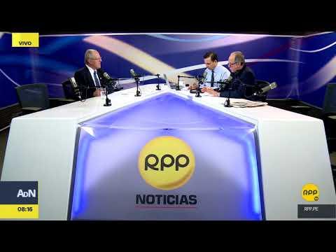 Entrevista al presidente de la República, Pedro Pablo Kuczynski │RPP