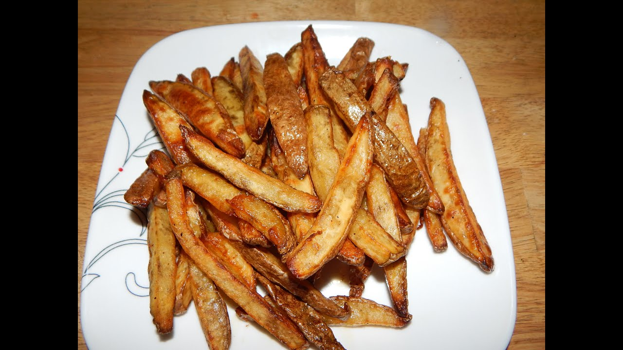 French Fries In The Actifry Air Fryer French Fries Youtube