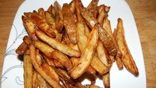 French Fries in the ActiFry - Air fryer French Fries