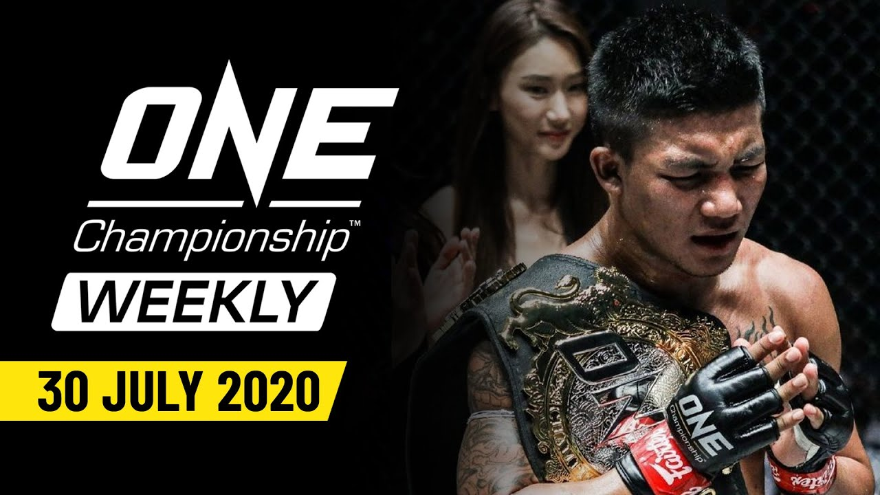 ONE Championship Weekly | 30 July 2020