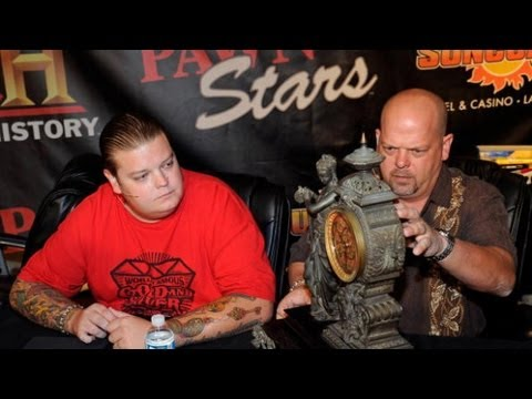 """""""Pawn Stars"""" reveal most surprising items in shop"""