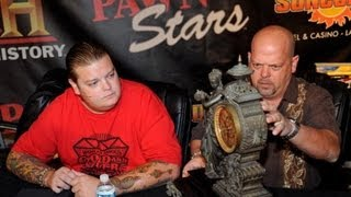 """Pawn Stars"" reveal most surprising items in shop"