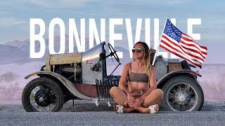 Автомобильное путешествие по США! ПЕРВЫЙ РАЗ в Америке! VeddroShow Bonneville! / Видео