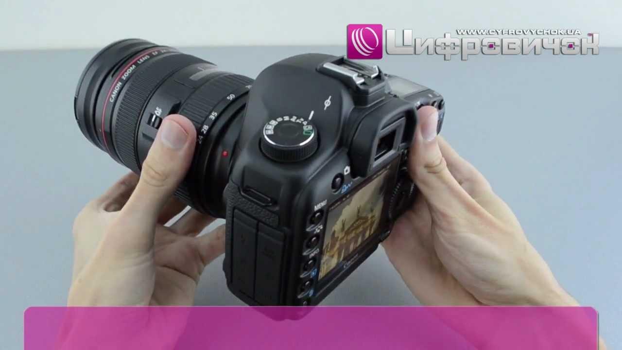 Выпадает в ошибку 20 / Err 20. Зеркальная фотокамера Canon 5D Mark .