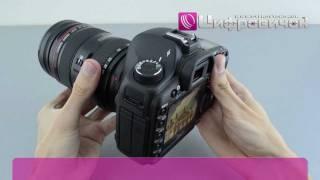 Видеообзор Canon EOS 5D Mark II