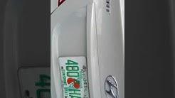 Avis Car Inspection at West Palm Beach International Airport