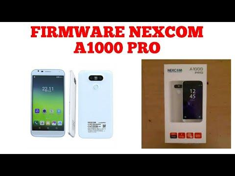 firmware-flash-nexcom-a1000-pro