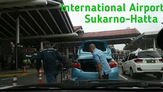 International Airport Soekarno-Hatta terminal 1,terminal 2 dan terminal 3 Ultimate Indonesia