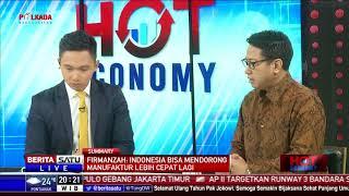 Hot Economy: Berharap Pada Manufaktur #1