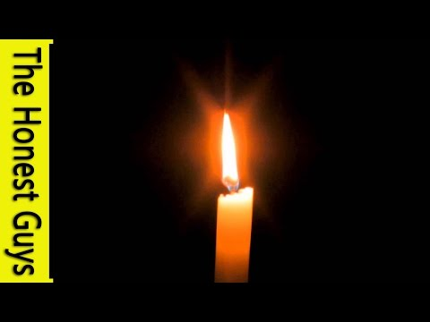 12 HOURS RELAXATION CANDLE with RAIN SOUNDS - Sleep Insomnia Study Relaxation Spa