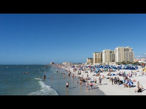 Clearwater Beach Voted Best in US
