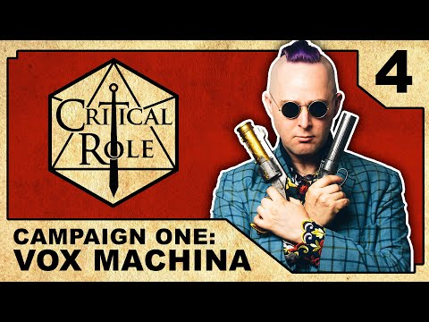 Attack on the Duergar Warcamp | Critical Role: VOX MACHINA | Episode 4