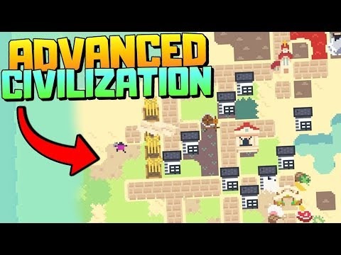 We Created The Most Advanced Civilization Yet in Simmiland!