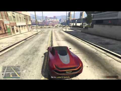 GTA5 LOWRIDERS Pt.3 Fund raising