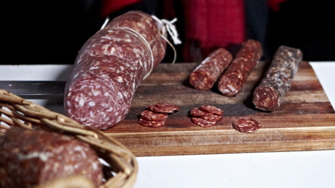 Download Everything You Wanted to Know About Salami
