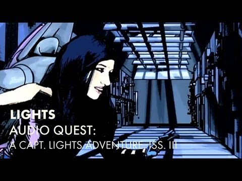 Audio Quest: A Capt. LIGHTS Adventure, Issue III