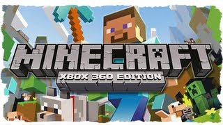 Minecraft Xbox 360: Y NO MOOSHROOM?? (Ep. 1)