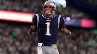 CAM NEWTON PATRIOTS MADDEN 20 GAMEPLAY!!